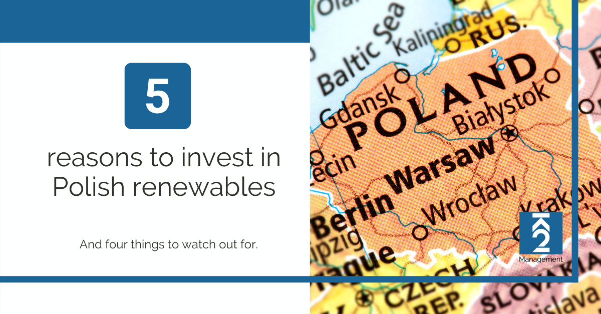 Five reasons to invest in Poland's renewable market