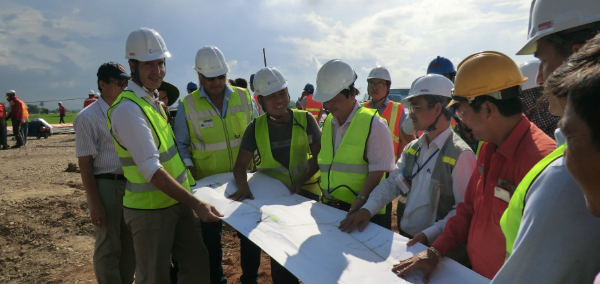 Assembling the right team at the right time helps getting emerging market construction right