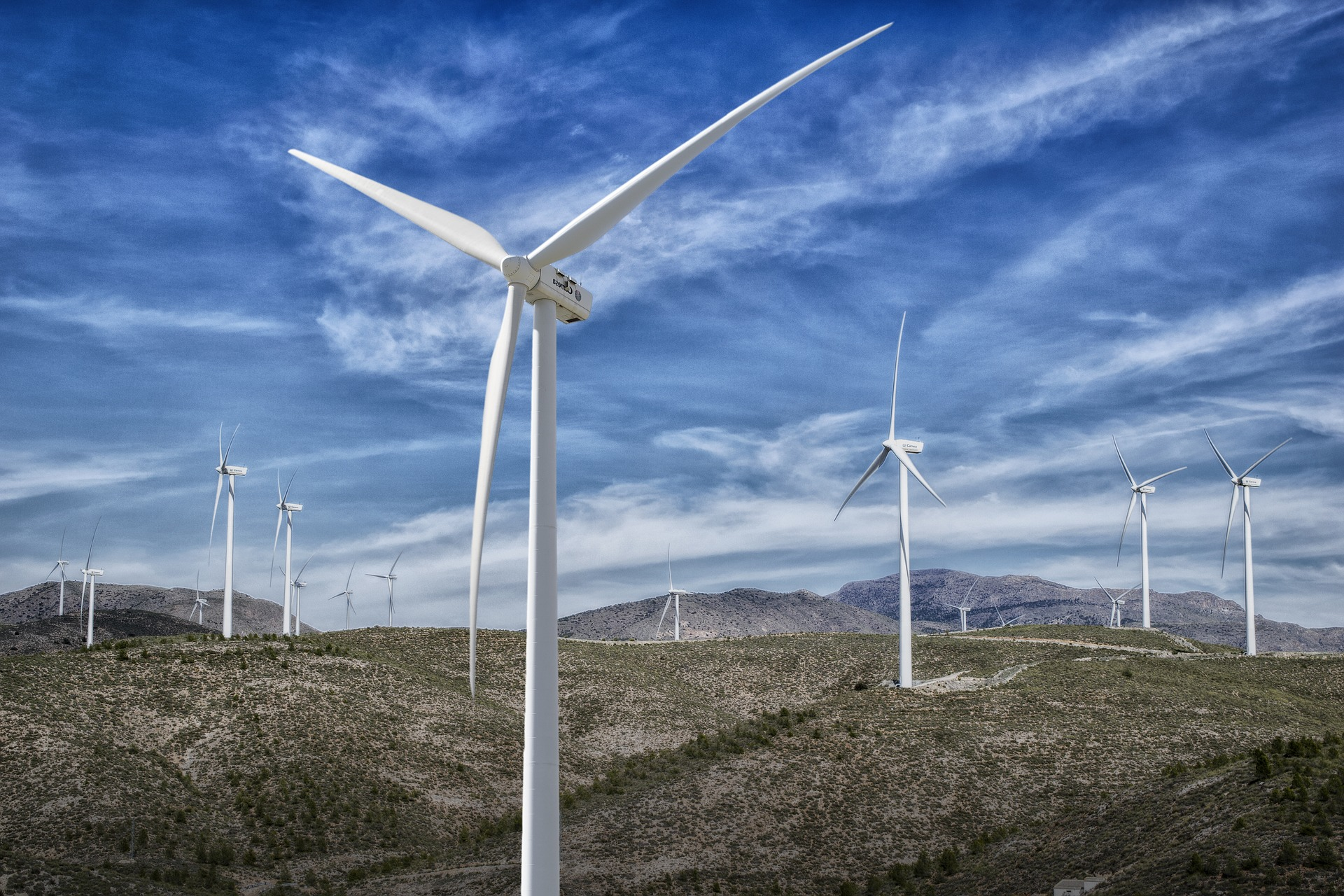 Owner's engineer and asset manager on onshore wind projects in Pakistan